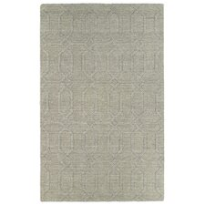 Imprints Modern Oatmeal Geometric Rug
