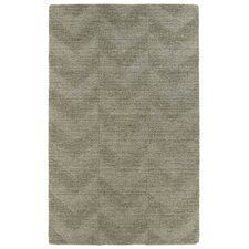 Imprints Modern Light Brown Geometric Rug