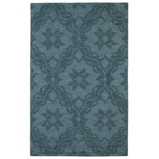 <strong>Kaleen Rug Co.</strong> Imprints Classic Turquoise Solid Rug
