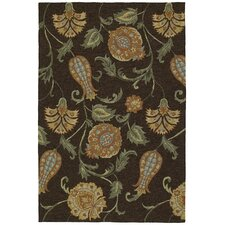 <strong>Kaleen Rug Co.</strong> Kaleen Home & Porch Bona Black Rug