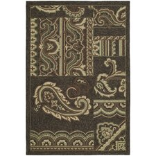 <strong>Kaleen Rug Co.</strong> Home & Porch Dutch Island Chocolate Rug