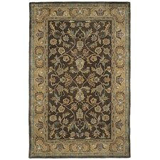<strong>Kaleen Rug Co.</strong> Mystic William Garden Chocolate Rug