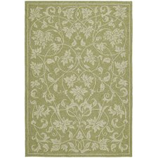 Home & Porch Presley Celery Rug