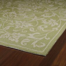 Home & Porch Presley Celery Indoor/Outdoor Rug
