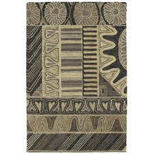 <strong>Kaleen Rug Co.</strong> Casual 50 Zekova Charcoal Rug