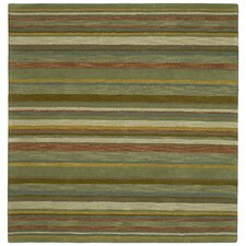 Tara Squared Twilight Natural Rug