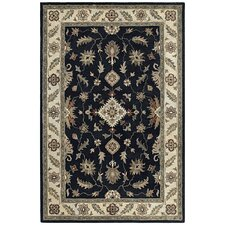 <strong>Kaleen Rug Co.</strong> Picks Ambros Black Rug