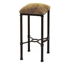 "Hermosa 26"" Bar Stool with Cushion"