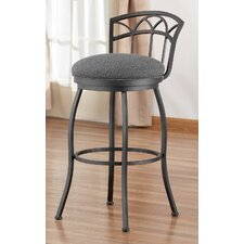 "Frolic 41.5"" Swivel Bar Stool with Cushion"