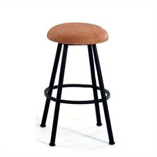 "Longhorn 26"" Bar Stool with Cushion"