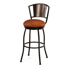 "Brazilia 34"" Bar Stool with Cushion"