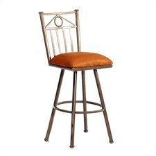 "Seville 30"" Bar Stool with Cushion"