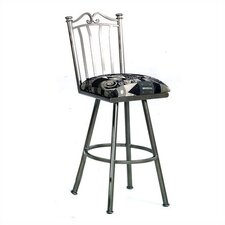 "Somerset 34"" Extra Tall Bar Stool with Cushion"