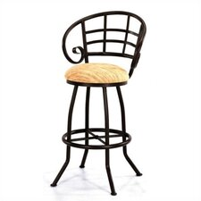 "Waldorf 30"" Bar Stool with Cushion"