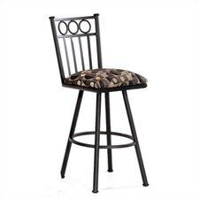 "Wilmington 26"" Bar Stool with Cushion"