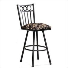 "Wilmington 34"" Bar Stool with Cushion"