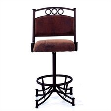 "Winslow 26"" Bar Stool with Cushion"