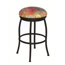 "Burbank 34"" Backless Swivel Stool"