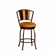 "Brazilia 26"" Swivel Barstool"