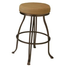 "<strong>Tempo</strong> Lodge 30"" Backless Bar Stool"