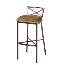 "Duncan 26"" Bar Stool with Cushion"