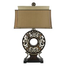 "31"" H Donut Table Lamp"