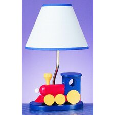 <strong>Cal Lighting</strong> Train Table Lamp