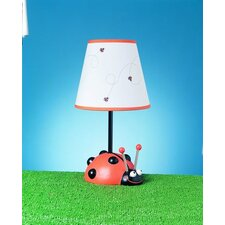 <strong>Cal Lighting</strong> Lady Bug Table Lamp