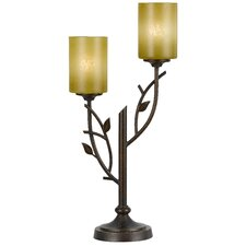 """Hana 27.5"""" H Table Lamp with Drum Shade"""