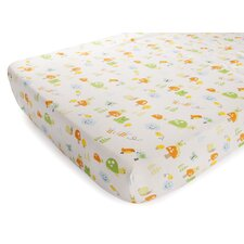 Basics Critters Fitted Sheet