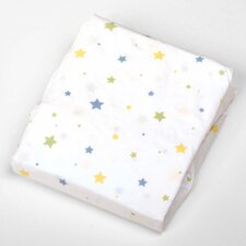 Basics Star Fitted Sheet