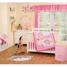 Fairy Monkey Crib Bedding Collection