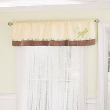 In the Pond Curtain Valance