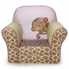 Jungle Jill Chair Slip Cover