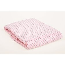 Basics Flower Fitted Sheet