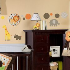 Sunny Safari Wall Decal