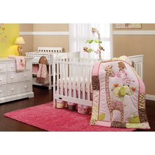 Jungle Crib Bedding Collection