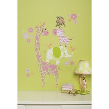 Jungle Jill Wall Decals