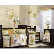 Wildlife Crib Bedding Collection