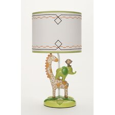 Wildlife Table Lamp