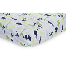 <strong>Carter's®</strong> Safari Sky Fitted Sheet