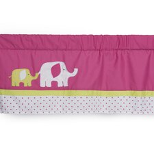 Safari Brights Rod Pocket Tailored Curtain Valance