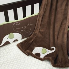 Elephant Fitted Sheet