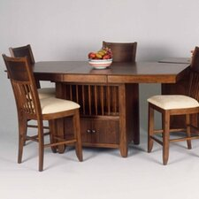 Broadway 5 Piece Counter Height Dining Set