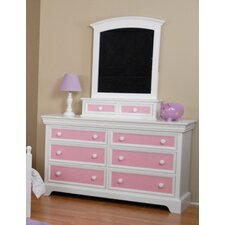 Color Box Dresser