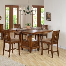 <strong>Comfort Decor</strong> Urban Counter Height Dining Table