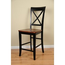 <strong>Comfort Decor</strong> Contemporary Bar Stool