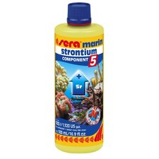 Marine Component 5 Strontium Saltwater Conditioning and Maintenance