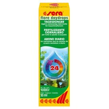 Flore Daydrops Daily Fertilizer - 50ml