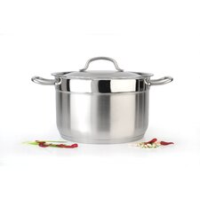 Hotel Line 7-qt. Stock Pot with Lid